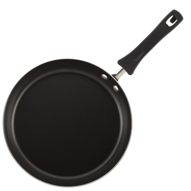Farberware Neat Nest Space Saving Aluminum Nonstick 8-inch Skillet - Black~20460