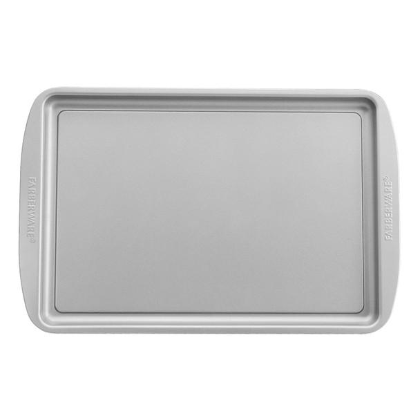 Farberware Nonstick 3-Piece Cookie Pan Set - Gray~52019