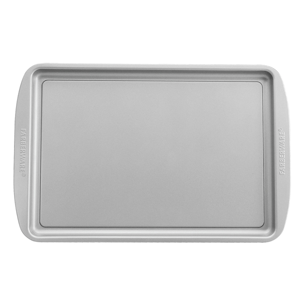 Farberware Nonstick 4-Piece Toaster Oven Bakeware Set - Gray~57775