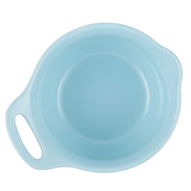 Rachael Ray Collection 3-Quart Ceramic Mixing Bowl Set - Light Blue~47493