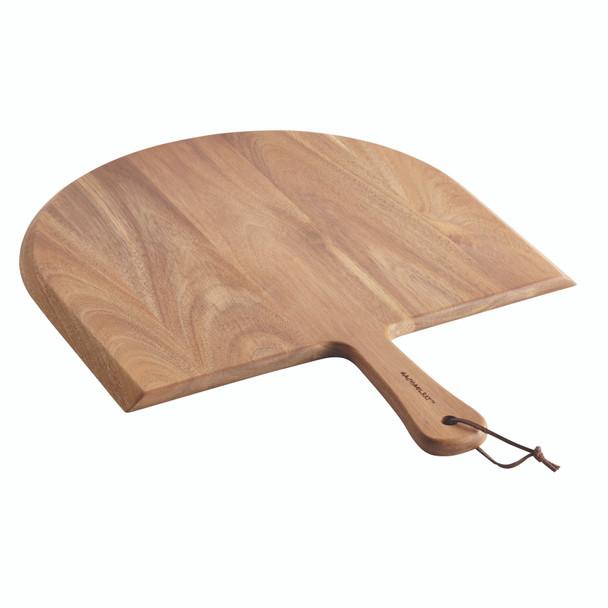 Rachael Ray Cucina 14-inch x 15-inch Acacia Wood Pizza Peel~46646
