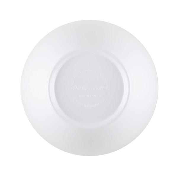 Rachael Ray 5-Piece Set Melamine Nesting Measuring Cups - Black/White/Gray~47359
