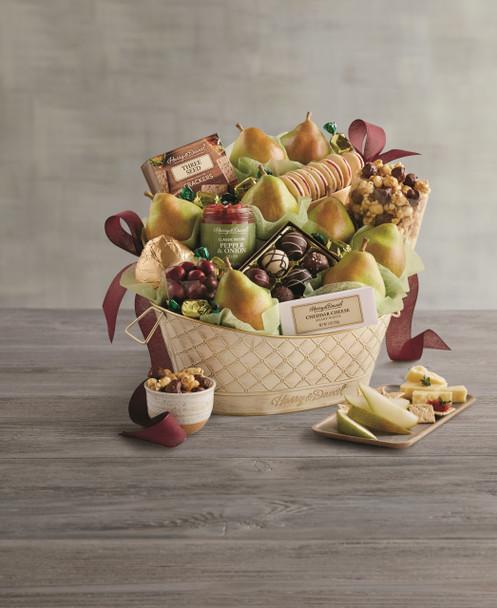Deluxe Favorites Gift Basket~12404G