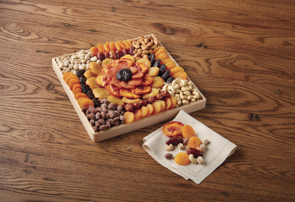 Dried Fruit and Nut Tray~15150X