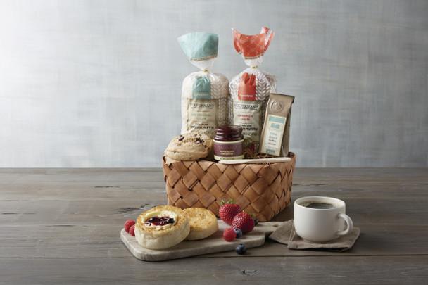 English Muffin Sampler Basket~2470W