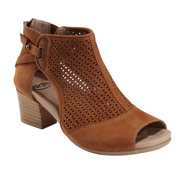 Ivy Sahara Soft Leather Sandal~Sand Brown*602726WBCK