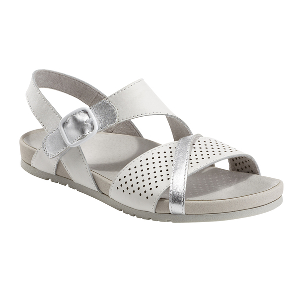 Linden Laguna Soft Leather Sandal~602859WLEA