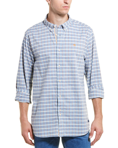 Scotch & Soda Relaxed Fit Woven Shirt~1010237456