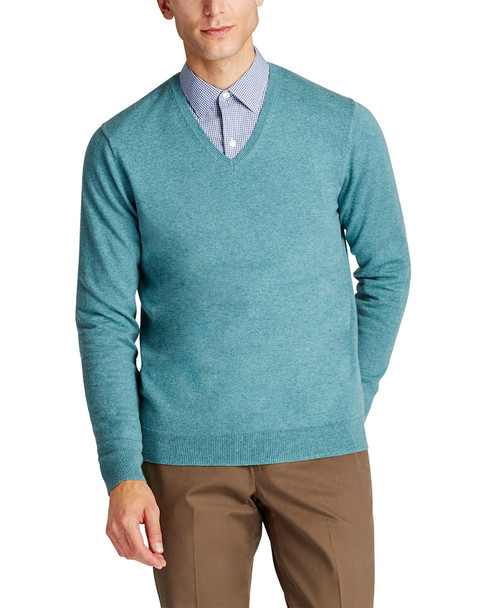 Bonobos Slim Fit Cashmere-Blend V-Neck Sweater~1010283657