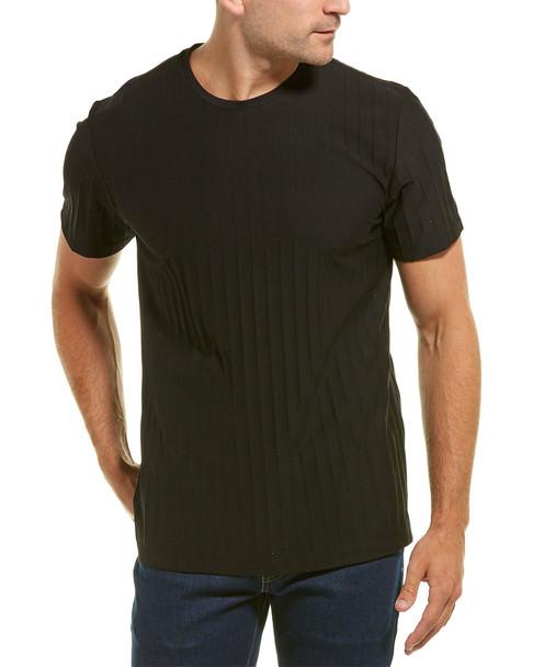 KARL LAGERFELD Shadow Stripe T-Shirt~1010287583