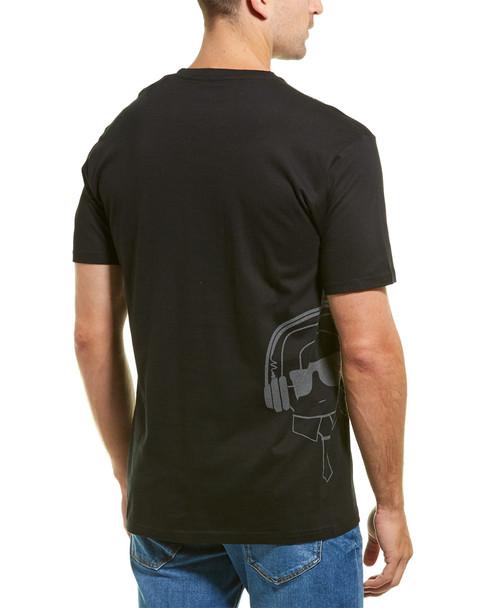 KARL LAGERFELD Reflective Head T-Shirt~1010287588