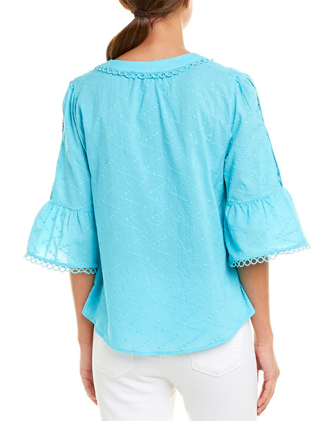 Laundry by Shelli Segal Top~1050066409