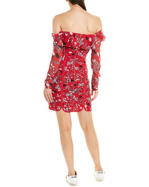 Self-Portrait Sheath Dress~1050261488