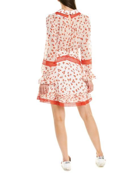 Self-Portrait A-Line Dress~1050261499
