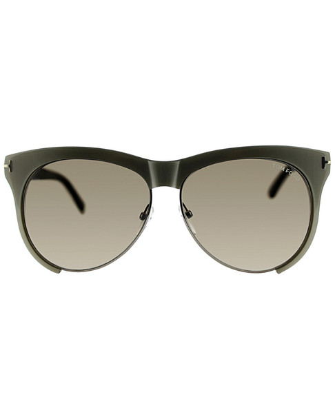 Tom Ford Unisex Leona 59mm Sunglasses~11112110960000