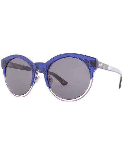 Christian Dior Women's Round 53mm Sunglasses~11112826390000