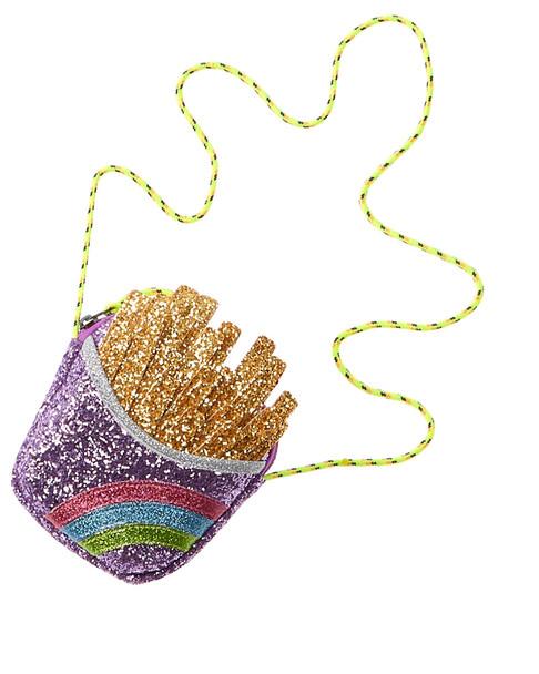 crewcuts by J.Crew Girls' Glitter French Fries Bag~11112853360000