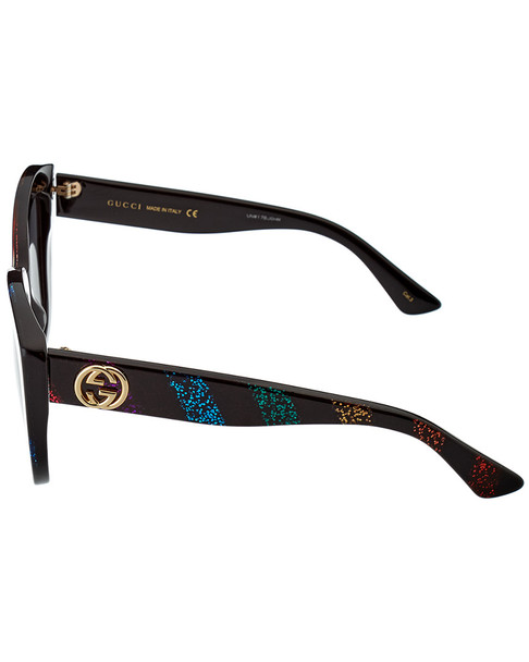 Gucci Women's Cat-eye 52mm Sunglasses~11113504670000