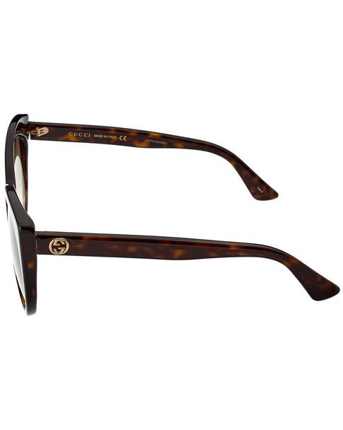 Gucci Women's Cat-eye 55mm Sunglasses~11118695240000