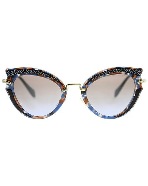 Miu Miu Women's Cat-eye 52mm Sunglasses~11118949870000