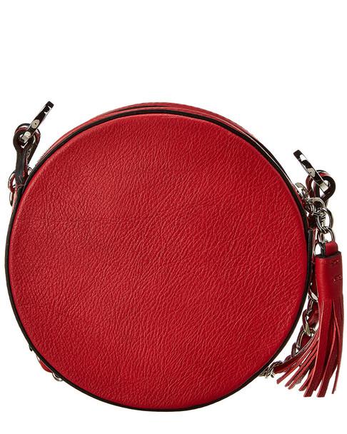 Valentino by Mario Valentino Yuki D Sauvage Studs Leather Crossbody~11602254250000