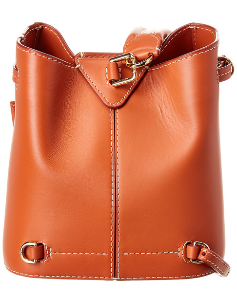 Danse Lente Josh Leather Bucket Bag~11602947220000