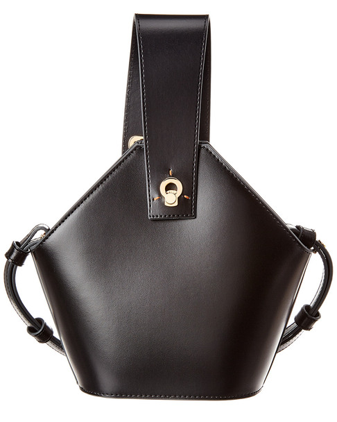 Danse Lente Johnny Mini Leather Bucket Bag~11602947250000