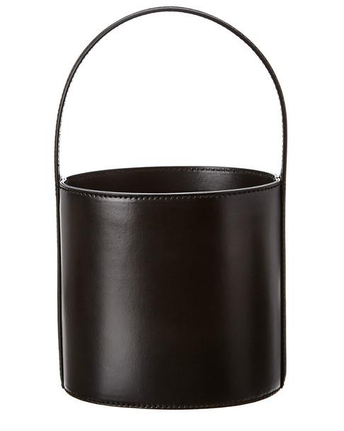 STAUD Madeline Leather Shoulder Bag~11602947290000