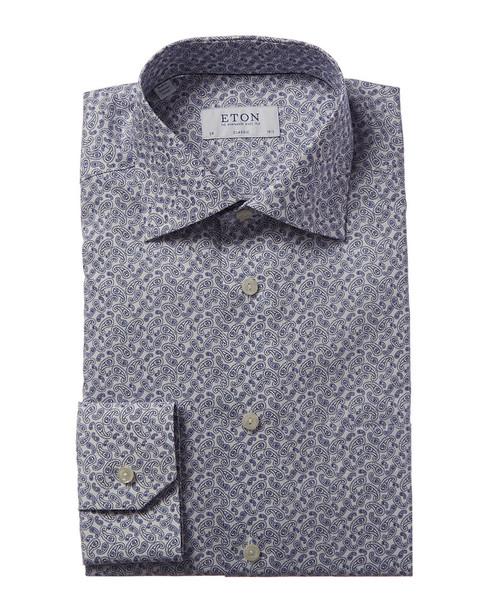 Eton Classic Fit Dress Shirt~1212273822