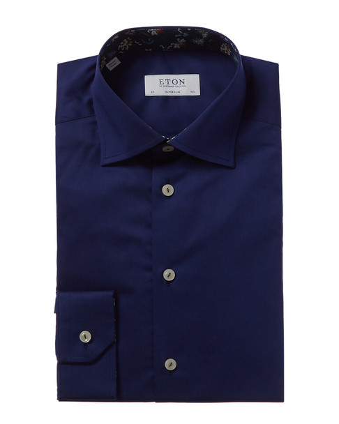 Eton Super Slim Fit Dress Shirt~1212273833