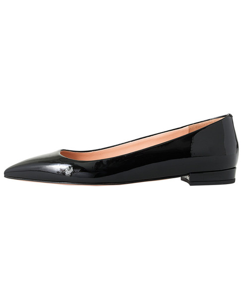J.Crew Pointed Toe Leather Flat~1311285440