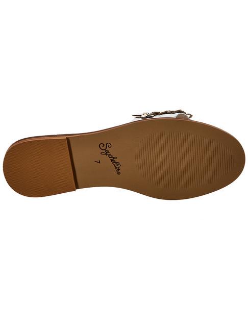 Seychelles Sunbathe Leather Sandal~1311946864