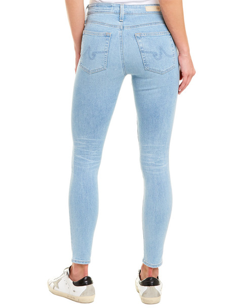 AG Jeans The Farrah 18 Years CGR High-Rise Skinny Ankle Cut~1411086769