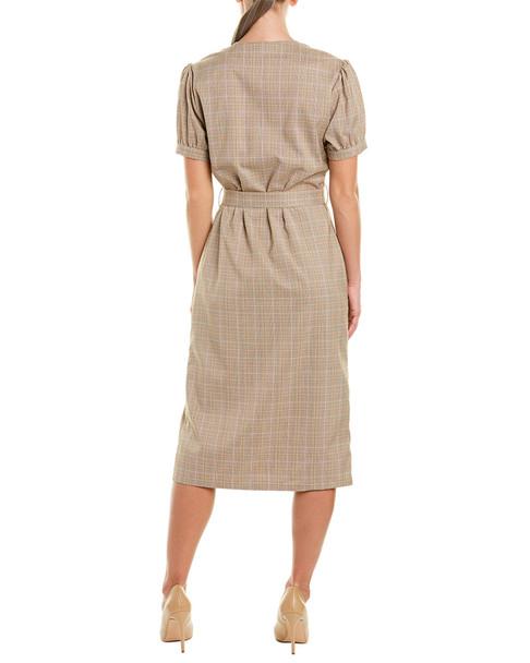 TOWOWGE Midi Dress~1411151817