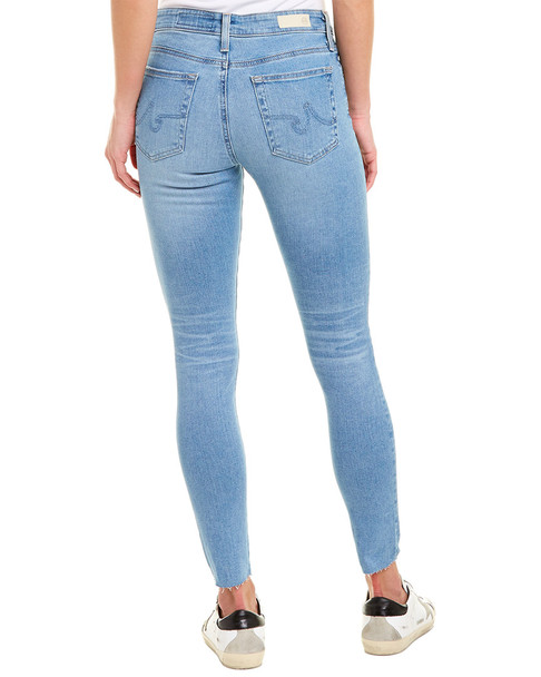 AG Jeans The Farrah 19 Years Ruins High-Rise Skinny Ankle Cut~1411152801