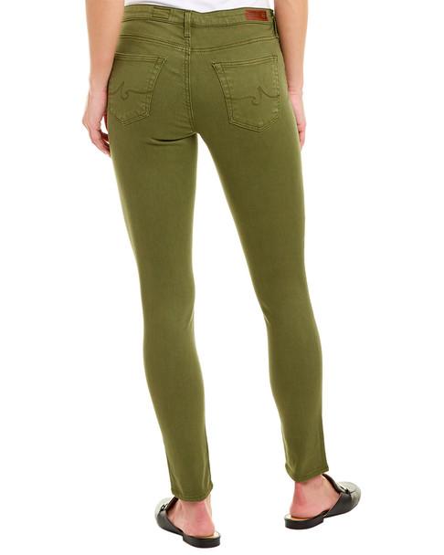 AG Jeans The Legging Olive Super Skinny Ankle Cut~1411206236