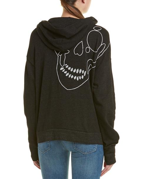Monrow Oversized Zip Hoodie~1411214902