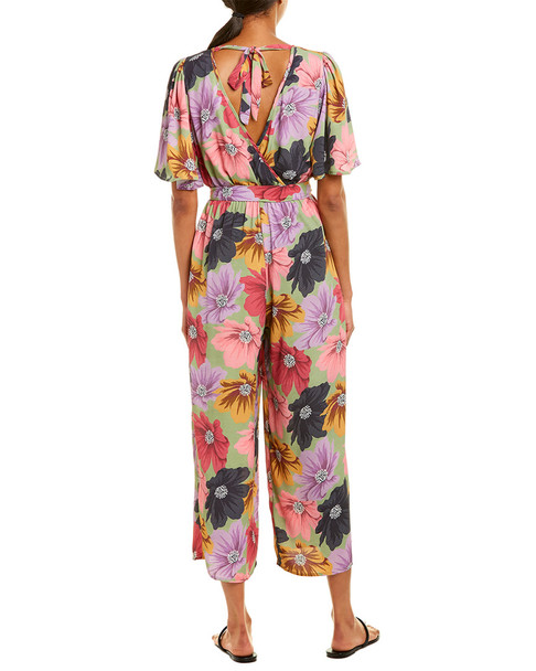 Band of Gypsies Floral Jumpsuit~1411215777