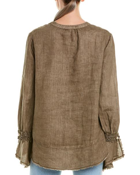 XCVI Linen Shirt~1411242191
