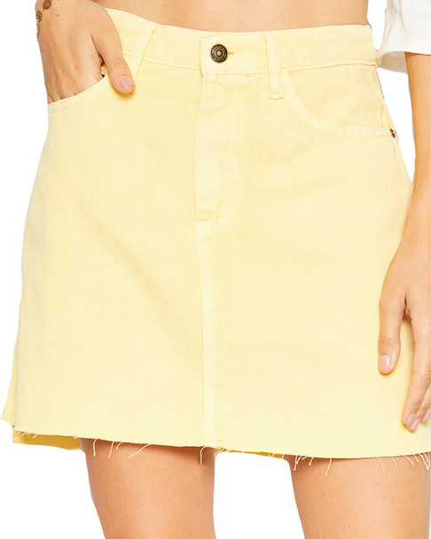 Sadie & Sage Denim Mini Skirt~1411248864