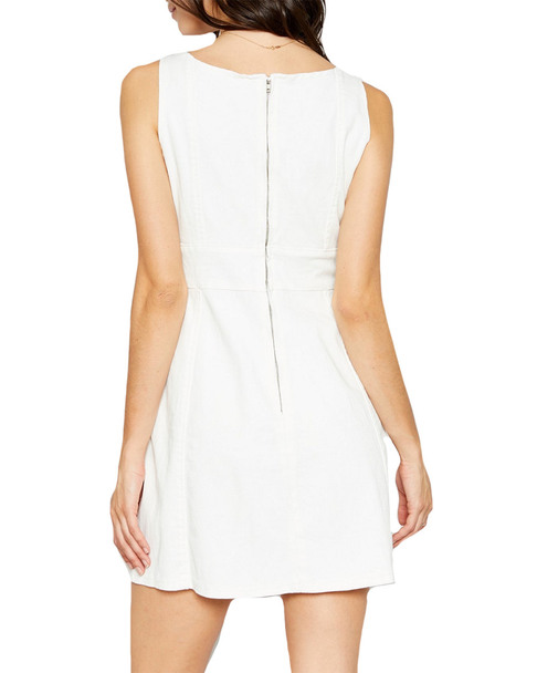 Sadie & Sage Buttoned Dress~1411248910
