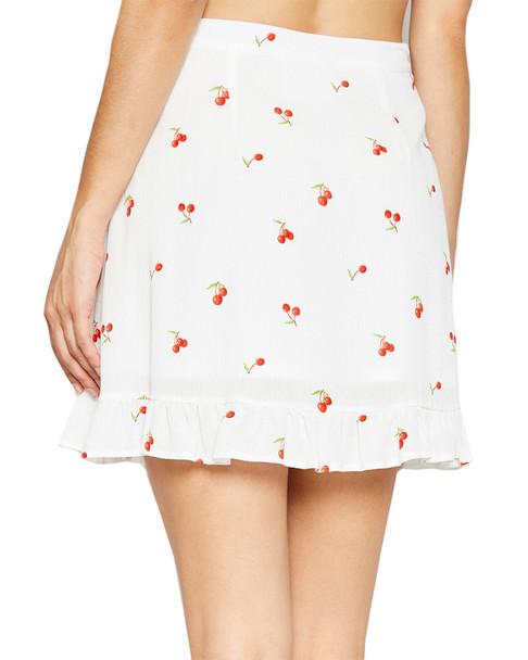 Sadie & Sage Ruffled Mini Skirt~1411248944