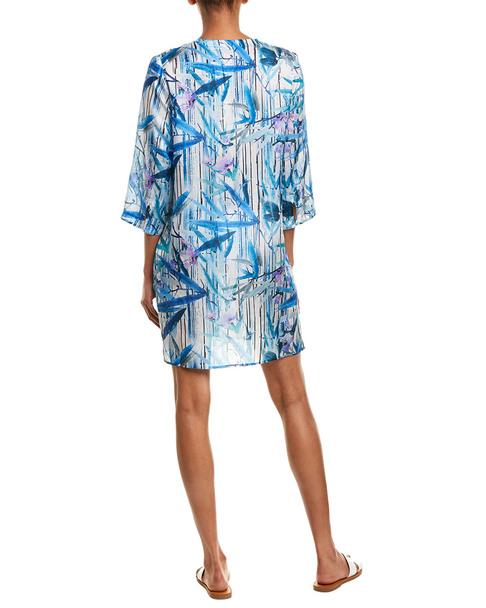 Gottex Exotic Paradise Silk-Blend Cover-Up~1411254863