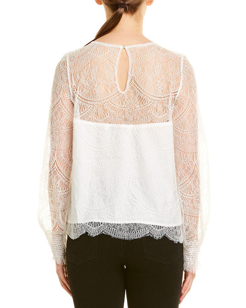 Cupcakes and Cashmere Lace Top~1411265137