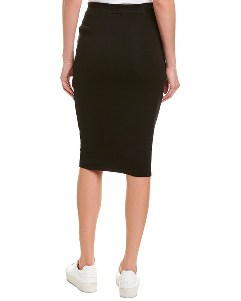 Stateside Rib Twist Long Skirt~1411268668