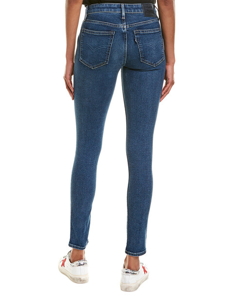 Levi's Made & Crafted 721 Blue High-Rise Skinny Leg~1411270212