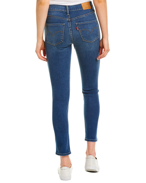 Levi's 311 Dark Blue Shaping Skinny Leg~1411270218