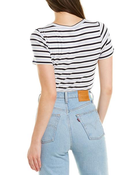 J.Crew 1x1 Ribbed Stripe T-Shirt~1411285526