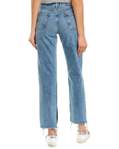 GRLFRND Helena Touch The Floor Straight Leg Jean~1411298461