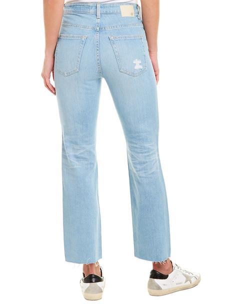 AG Jeans The Rhett 23 Years CCH Vintage High-Rise Straight Leg~1411332074
